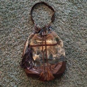 Icing HOBO bag - (gently used)